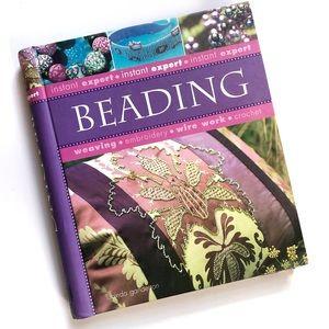 2/20 Hardcover Spiral Bound Beading Craft Book